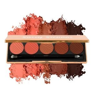 Dose of Colors Sassy Siennas Eyeshadow Palette